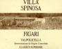 Valpolicella Classico Superiore - Figari - Villa Spinosa